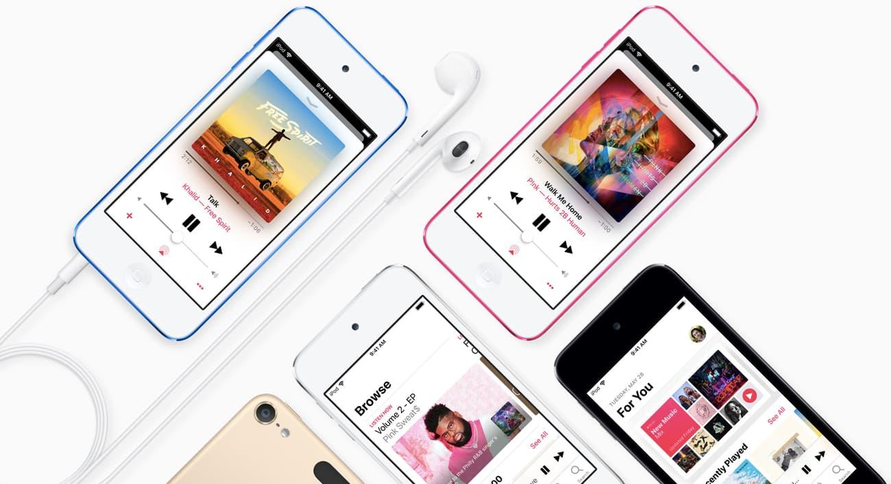 【最新】新型iPod touch 7はこんな人にオススメ:買うべき3つの理由