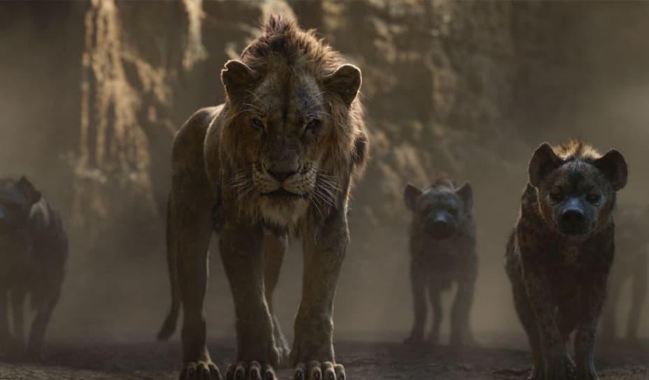 ライオンキングのハイエナ