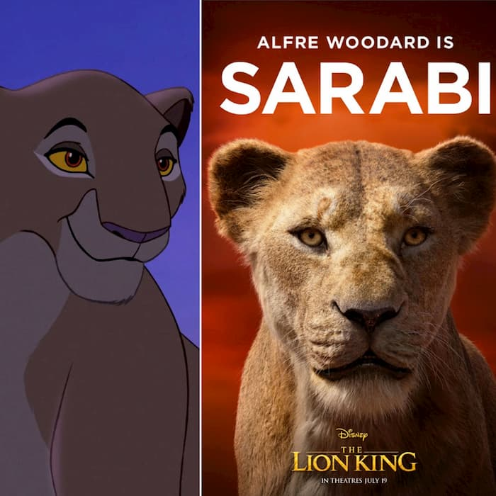 ライオンキング 声優 比較